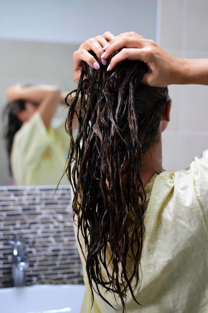 Как делать маску для волос