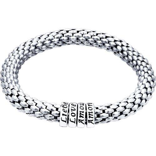 женский браслет-змея