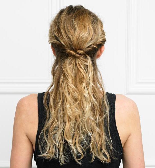 Кому подойдет эффект мокрых волос