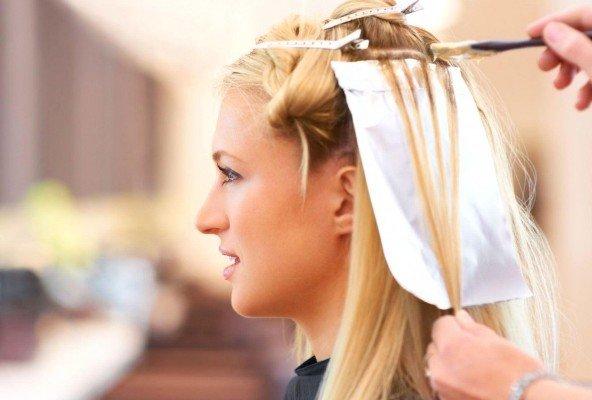 пудра для волос для осветления