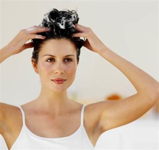 как сделать шампунь натуральный