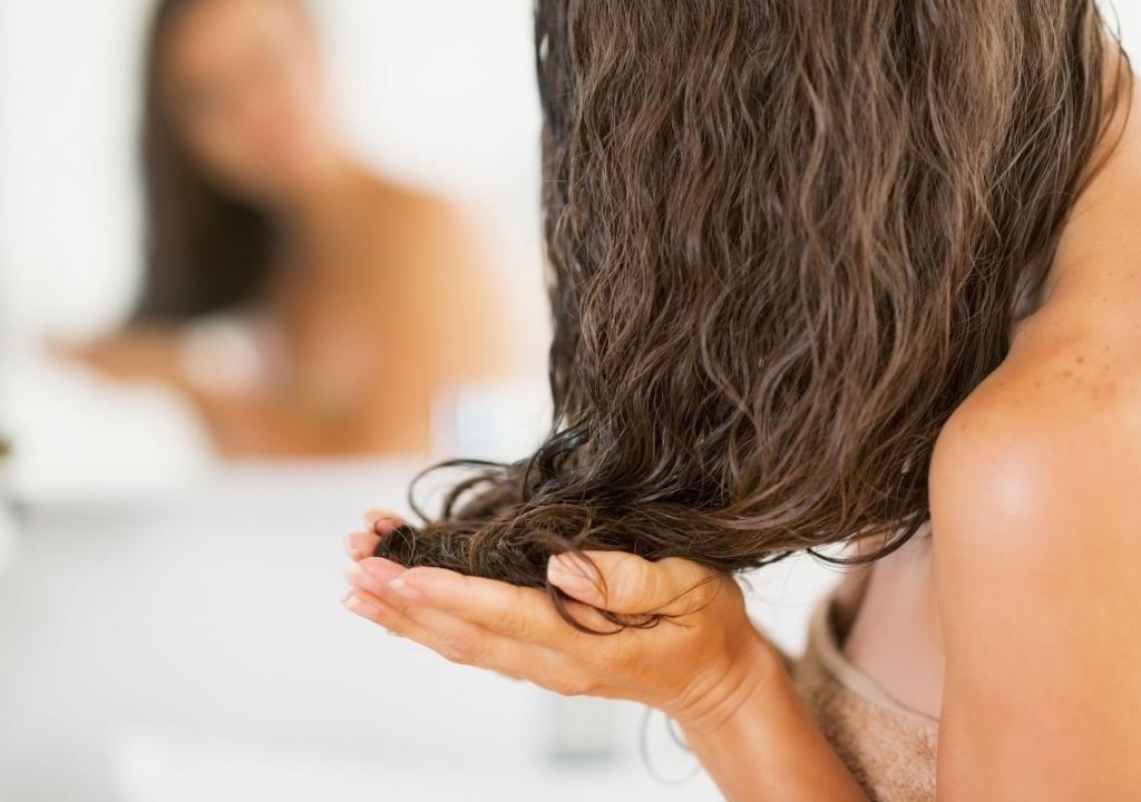 варианты масок для волос