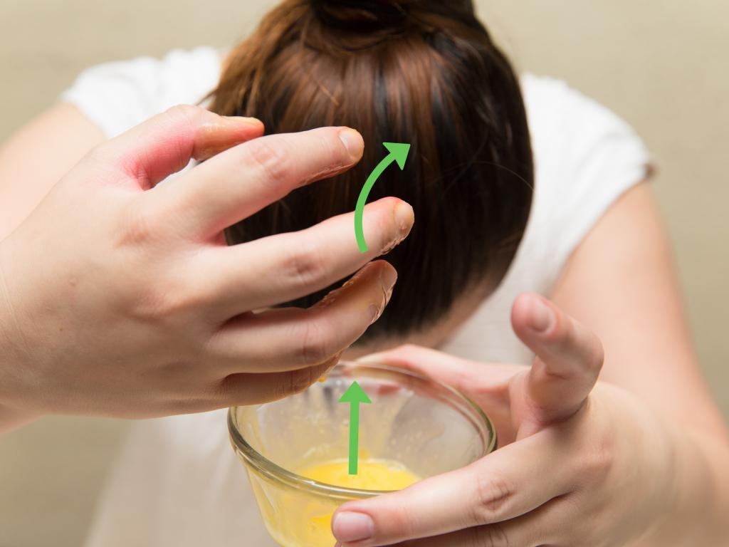 убрать рыжину с волос тоником
