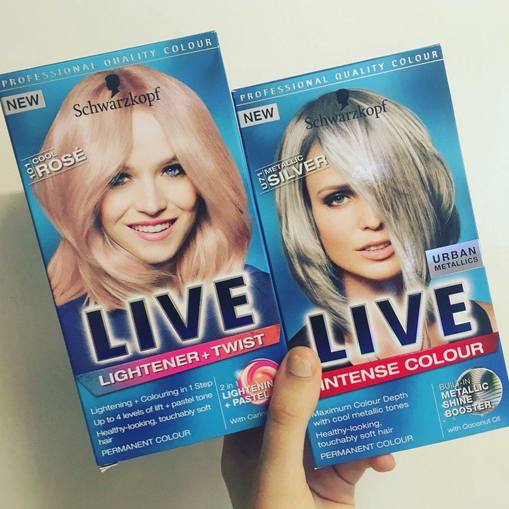 краска для обесцвечивания волос