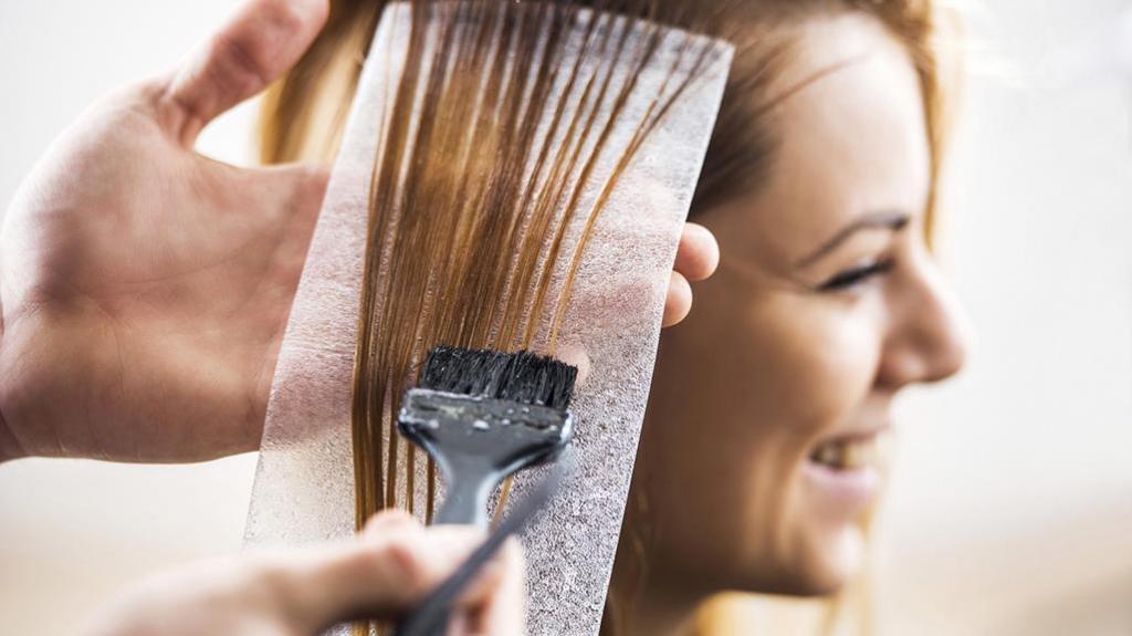 профессиональная краска для волос