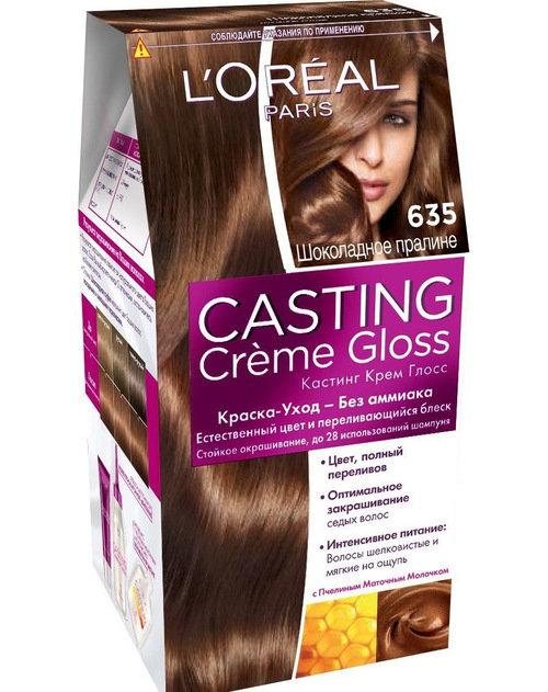 обзор красок для волос
