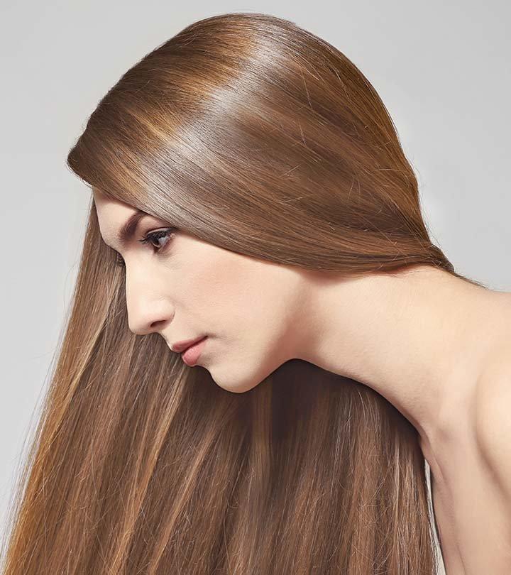 русо-карамельный цвет волос