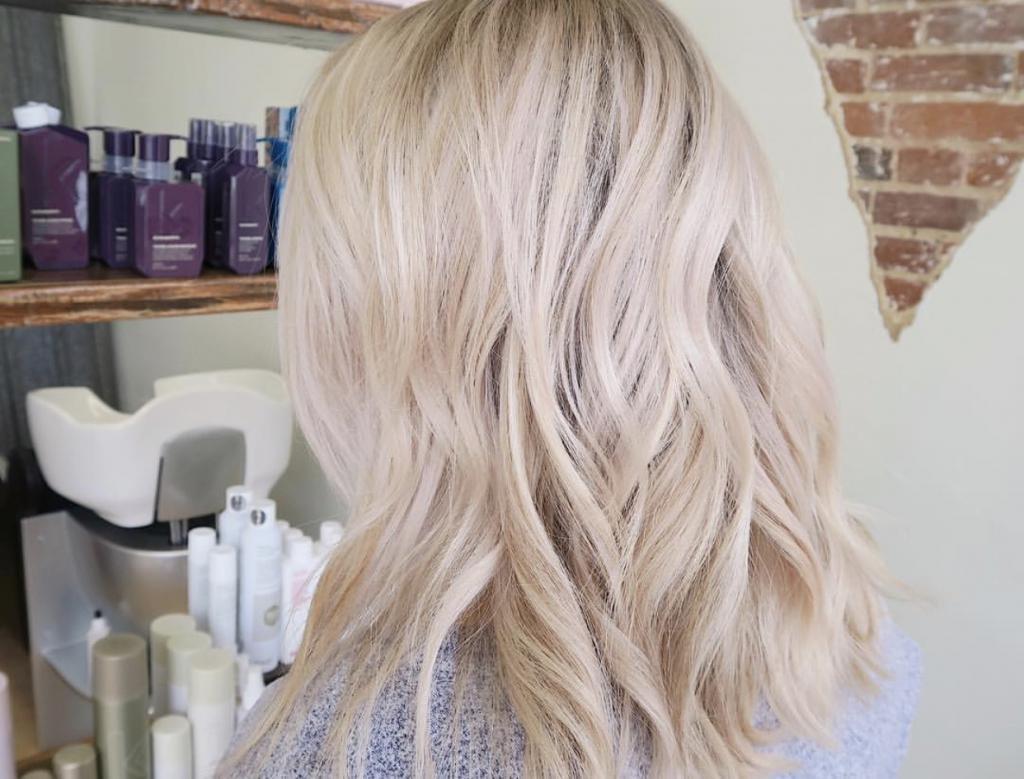 краска для жемчужного блонда