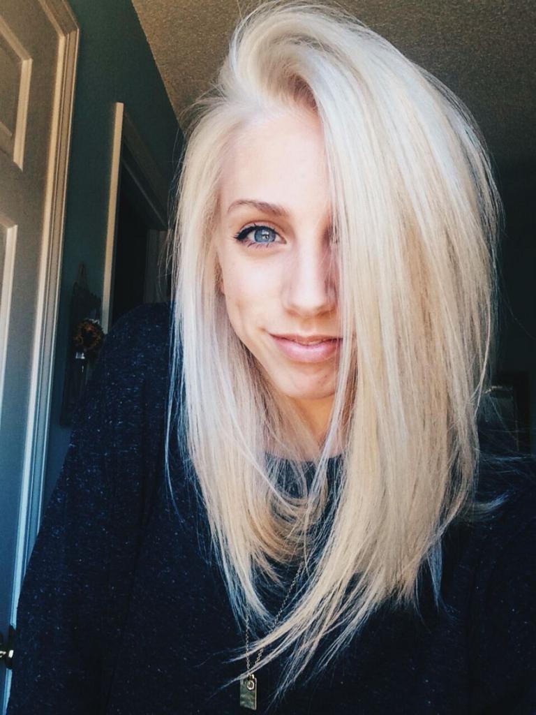 как достичь жемчужного блонда