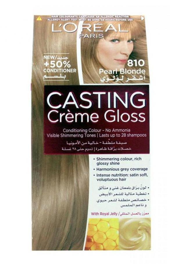 дешевые краски жемчужный блонд