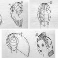 """Стрижка """"каскад"""", укороченный вариант: описание с фото, схема стрижки, особенности укладки, разнообразие форм и вариантов, подбор под форму лица, выбор челки, длины и цвета волос"""