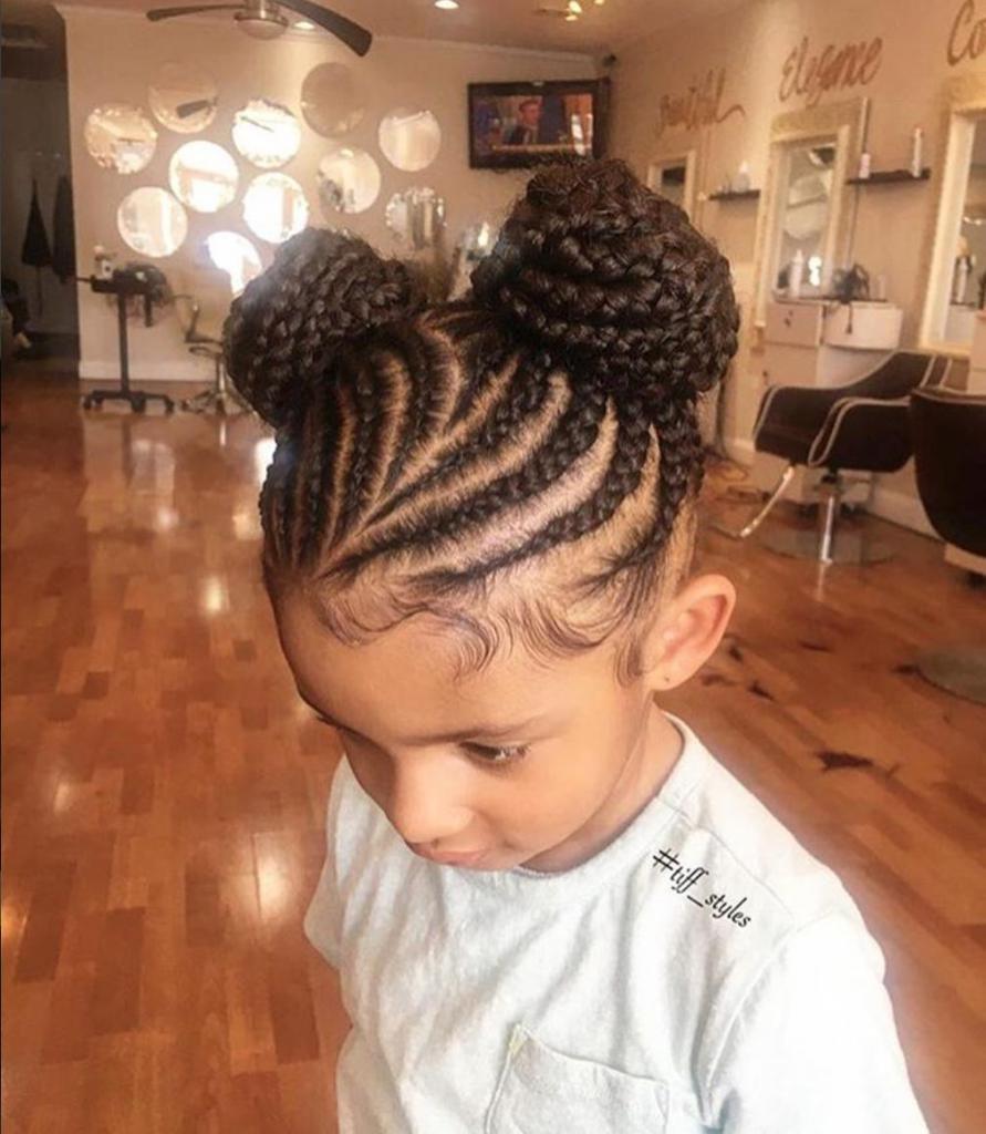 Праздничные прически на средние волосы для девочек