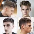 Прически для парней 16 лет на волосы различной длины: модные варианты