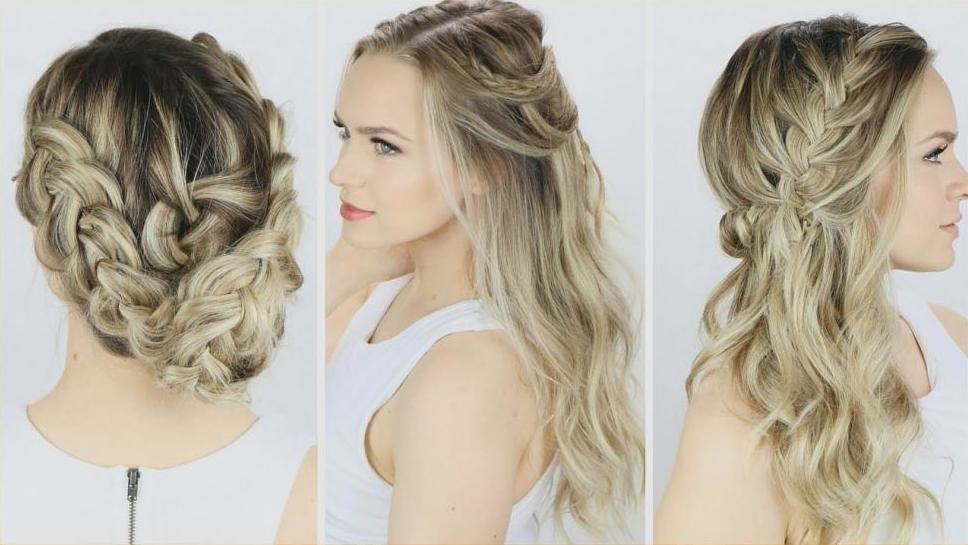 косы для длинных волос