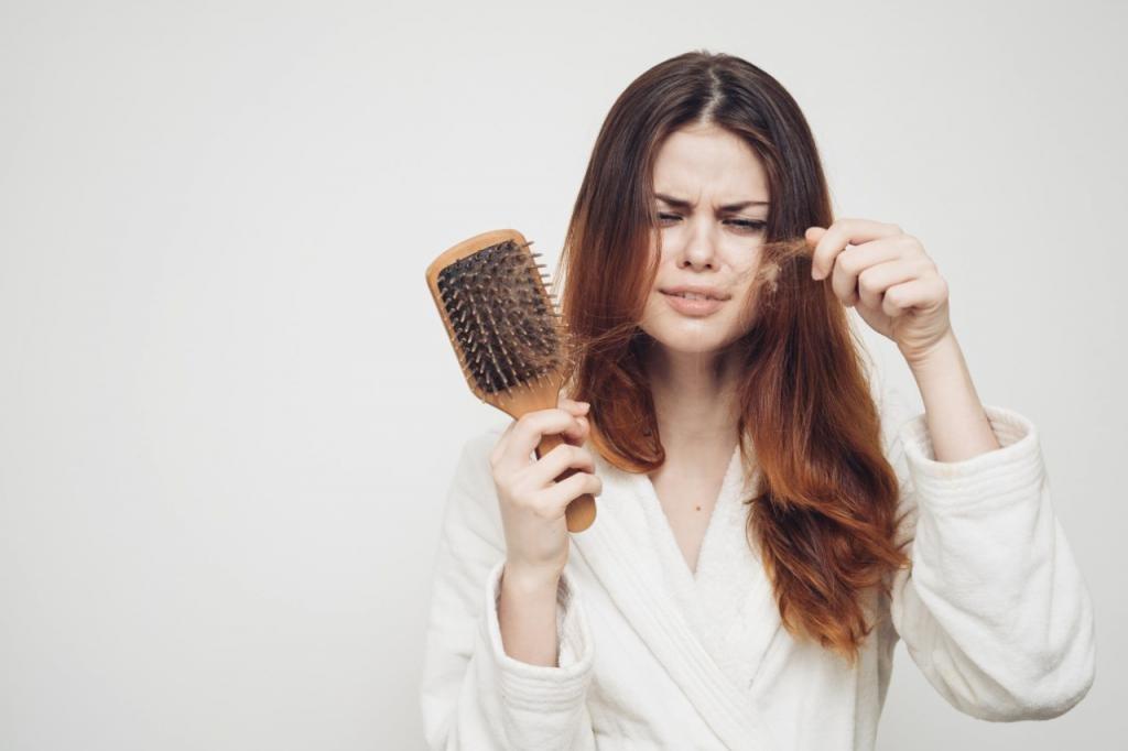 Проблемы с волосами при которых необходимо воспользоваться лосьонами «Дюкрей»
