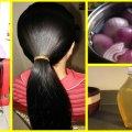 Маска для волос из лука: эффективность, рецепты приготовления, применение