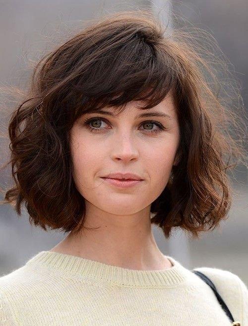 французская стрижка на короткие волосы