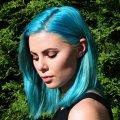 Цветные волосы: модные оттенки, способы создания и рекомендации
