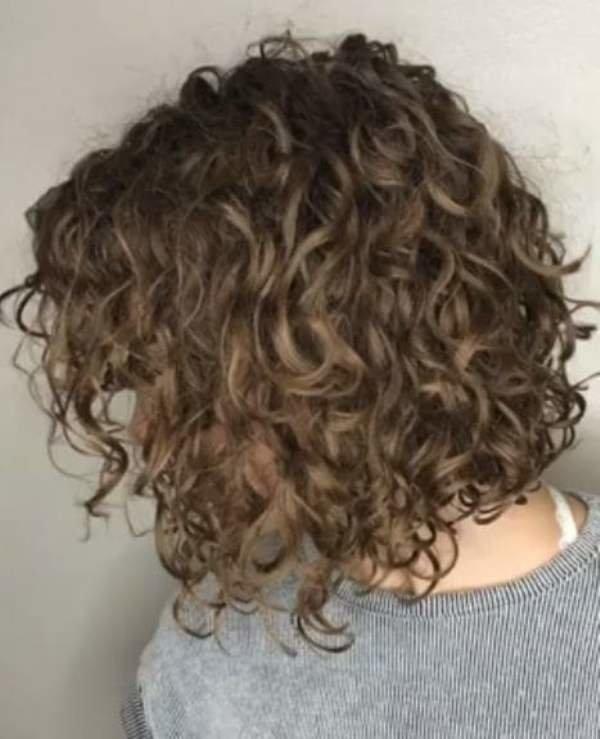 Виды завивок волос