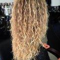 Химическая завивка волос: виды, фото
