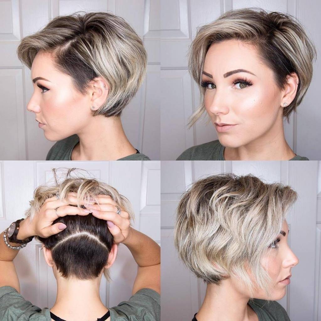 результат колорирования волос