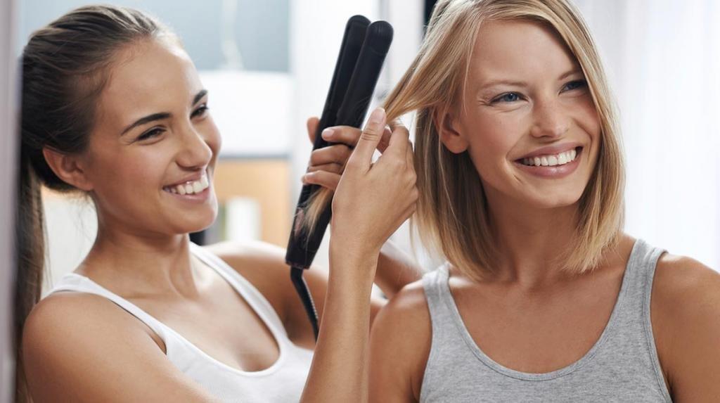средство для восстановления волос после утюжка