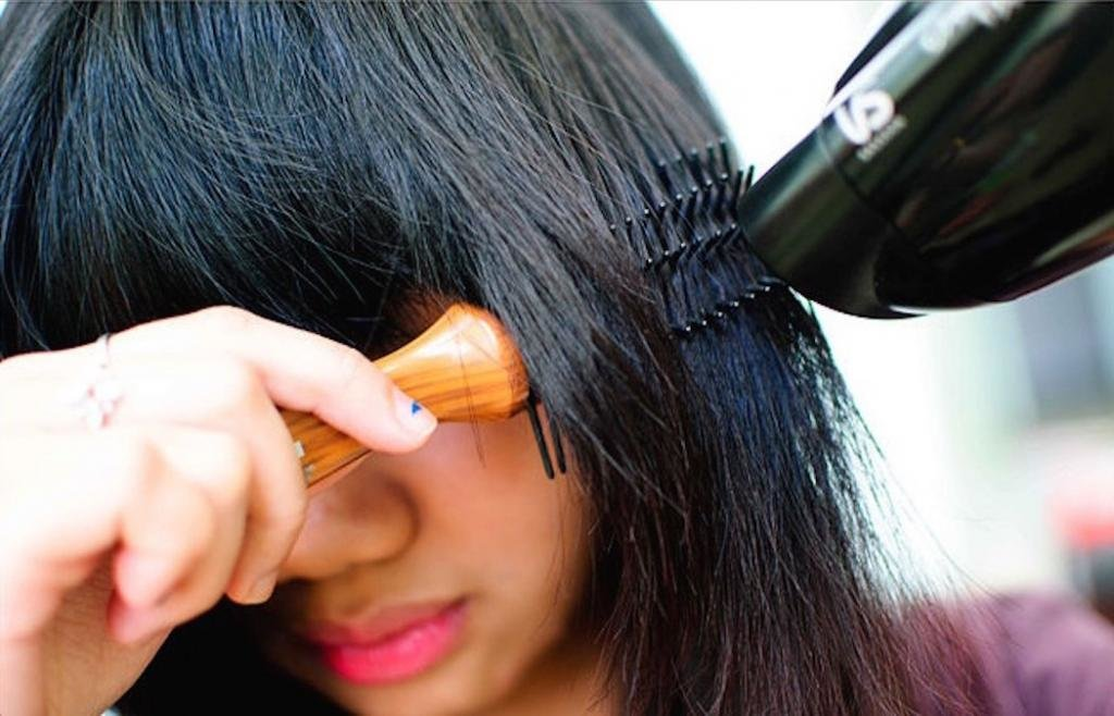 защита для волос от фена