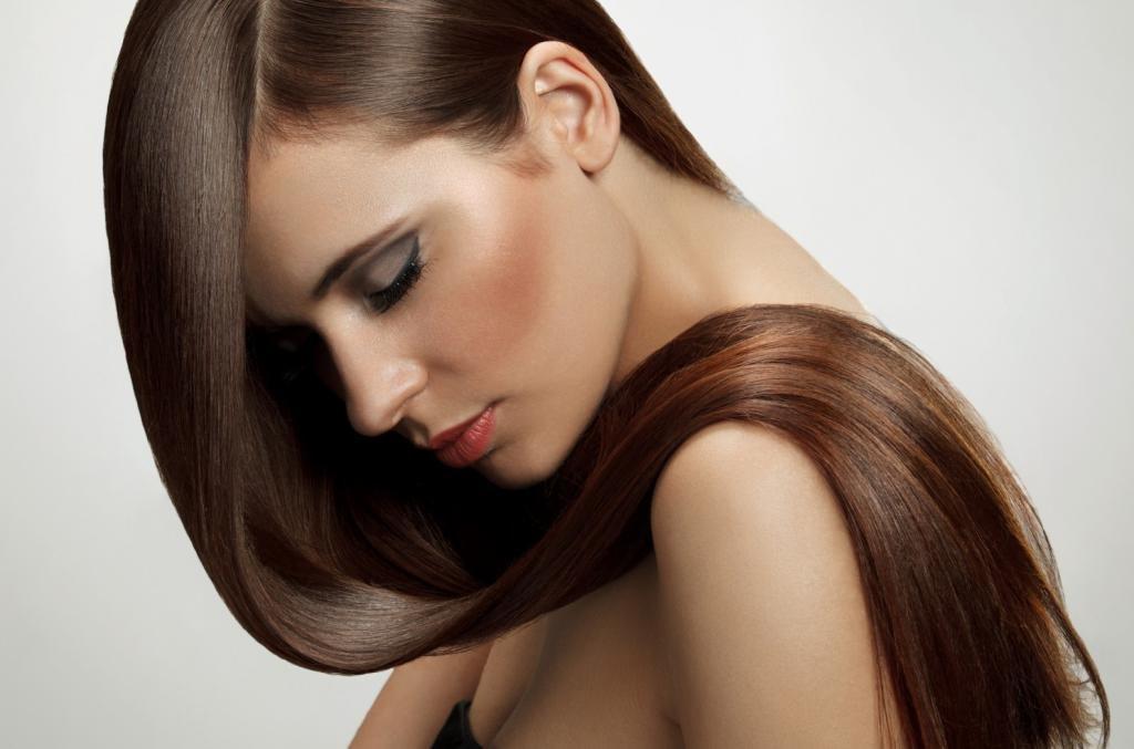 коричневый цвет волос без рыжины оттенки