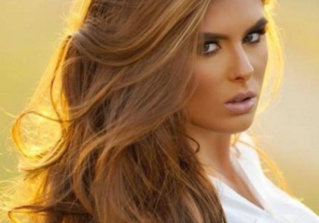 светлый коричневый цвет волос без рыжины