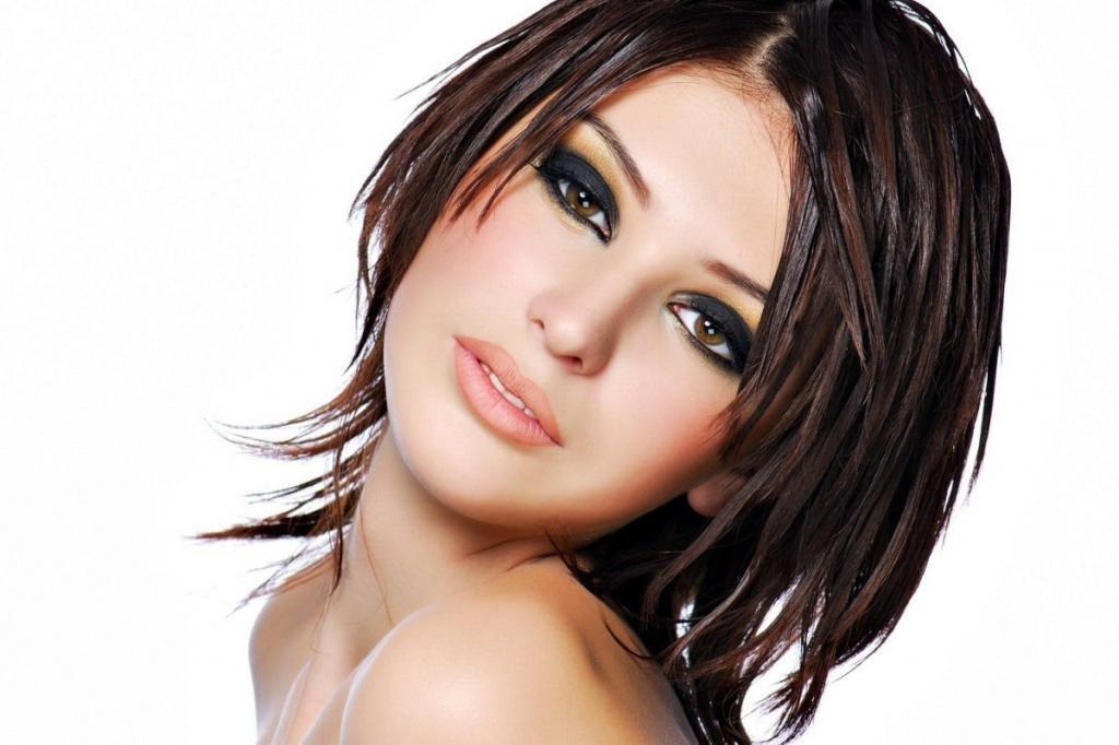 Модельная женская стрижка