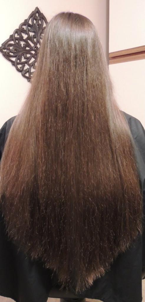 Модельная женская стрижка Лисий хост