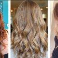 """Цвет волос """"лесной орех"""": фото, состав, щадящее воздействие на волосы, инструкция по окраске волос и уход за окрашенными волосами"""