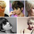 Стрижка пикси на короткие волосы: описание с фото, схема стрижки, особенности укладки, разнообразие форм и вариантов, кому подойдет, выбор челки, длины и цвета волос