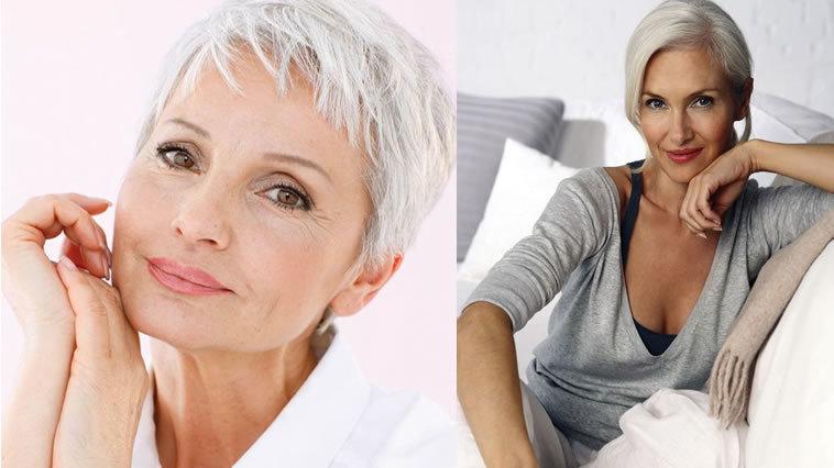 стрижки после 55 лет для женщин
