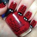 Маникюр для девочки. Красивый дизайн ногтей для модных девочек
