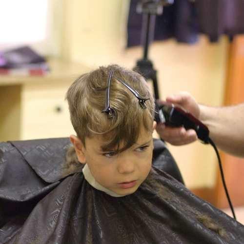 стрижка шапочка для мальчиков подростков фото