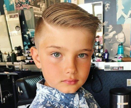 стрижки шапочка на короткие волосы фото мальчиков