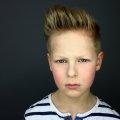 """Фото стрижки """"шапочка"""" для мальчика: фото, советы по выбору прически, техника выполнения"""