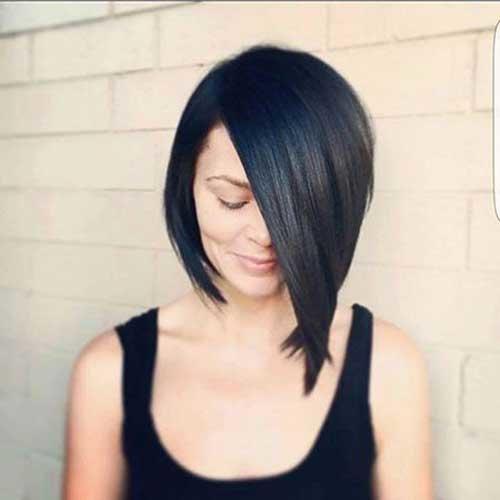 стрижки молодежные на средние волосы