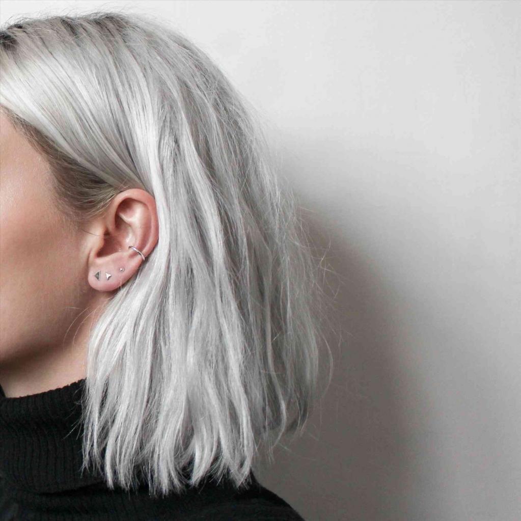 краска для белых волос