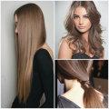 Русый цвет волос: палитра, обзор лучших красок, применение, стойкость, фото