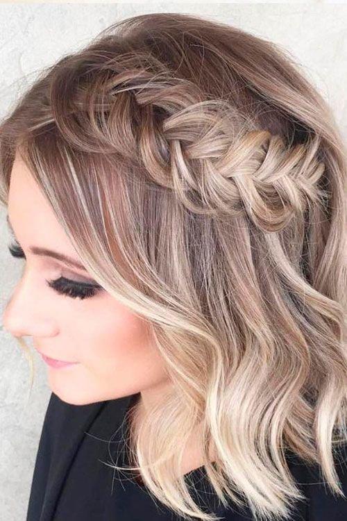 Женская коса