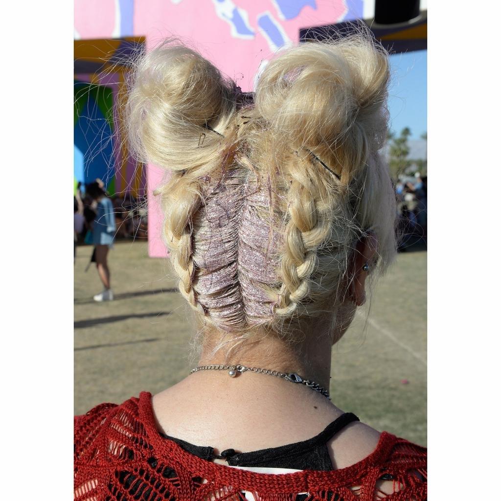 косы наоборот
