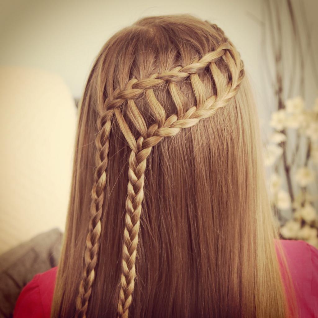 Коса - украшение