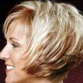 Градуированный каскад на короткие волосы: описание, модные варианты