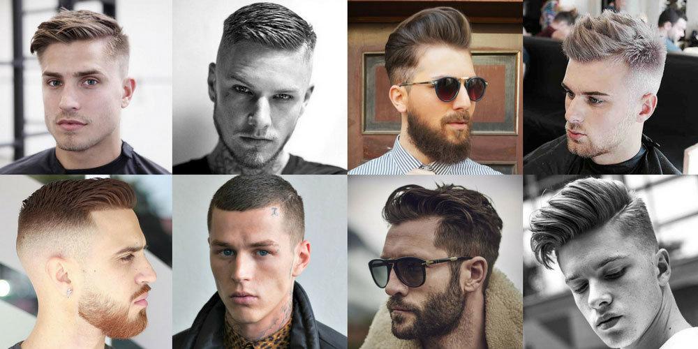 молодежные прически для парней короткие волосы