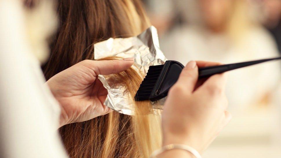 как обесцветить волосы в дом условиях