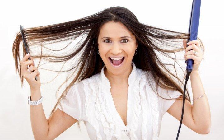 что делать с волосами