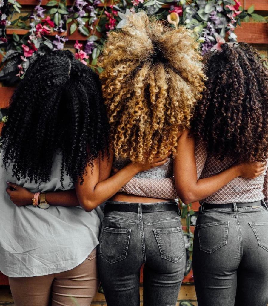 африканские кудри