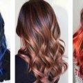 Как красиво покрасить волосы? Виды окрашивания волос с названиями и фото